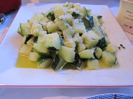 Zucchini!